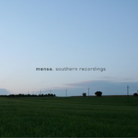 RB036 - Mensa - Southern Recordings